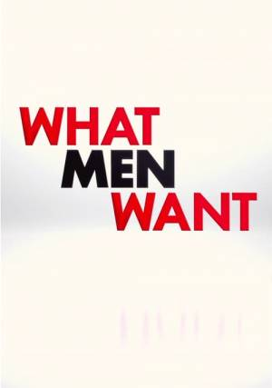Movie poster of What Men Want