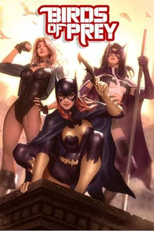 Movie poster of Birds of Prey (and the Fantabulous Emancipation of One Harley Quinn)