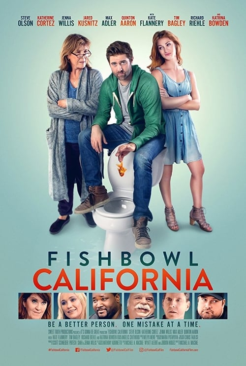 Movie poster of Fishbowl California