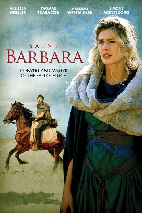 Movie poster of Saint Barbara