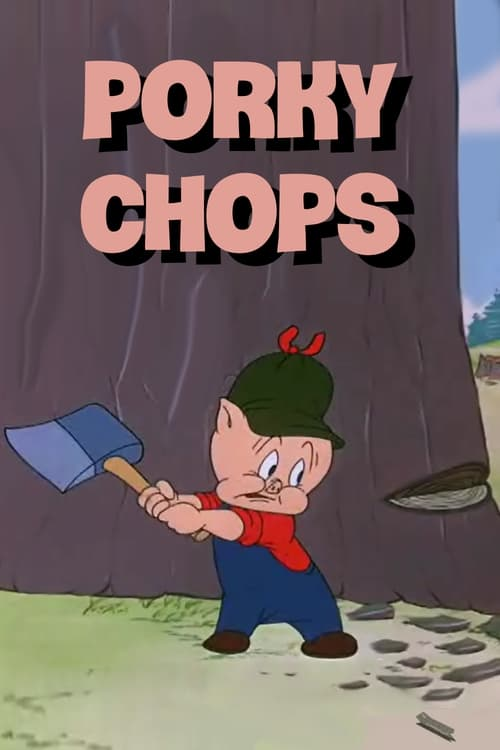 Movie poster of Porky Chops