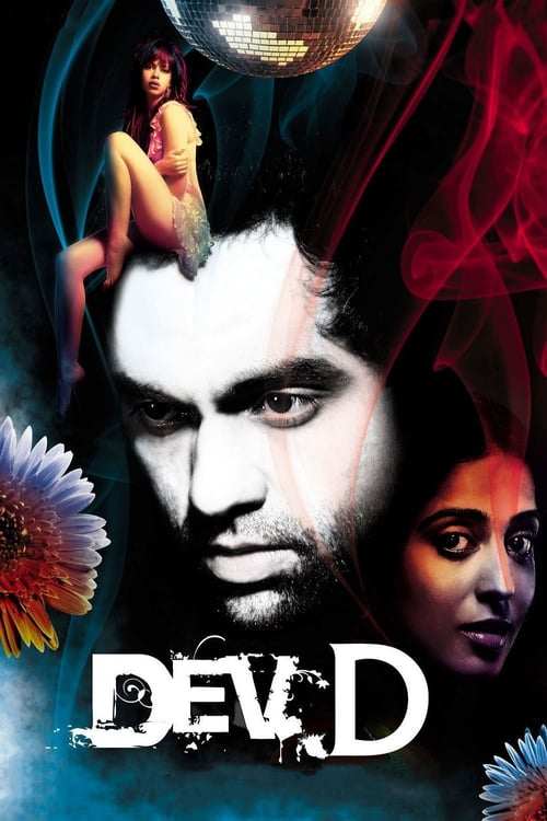 Movie poster of Dev.D