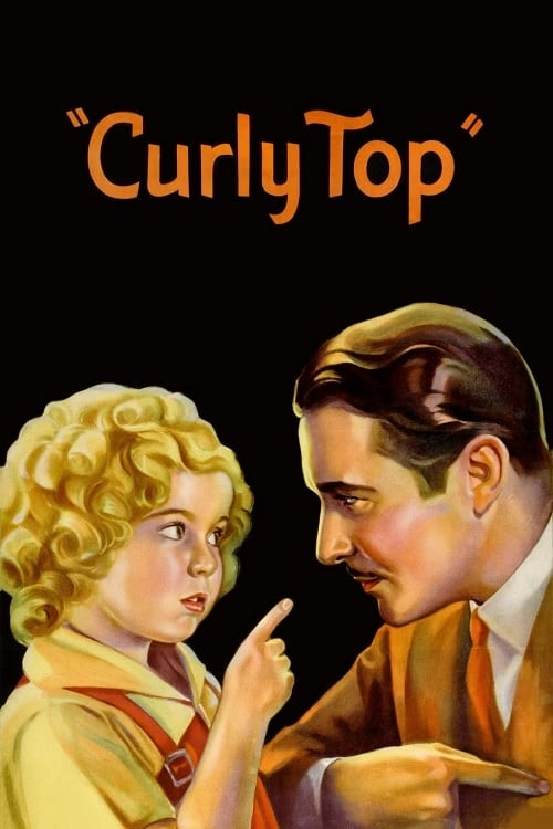 Movie poster of Curly Top
