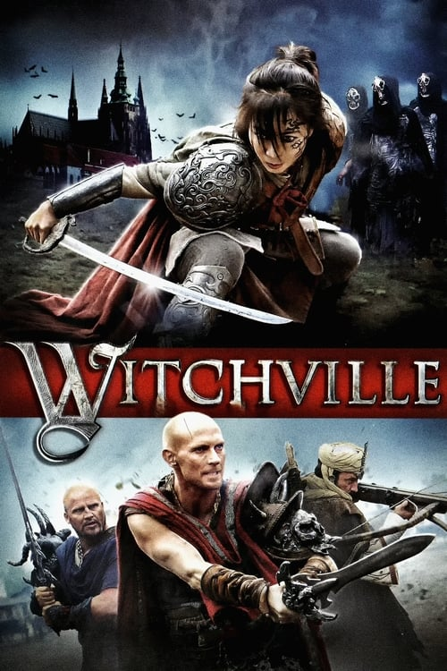 Movie poster of Witchville