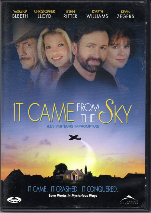 Movie poster of It Came From the Sky