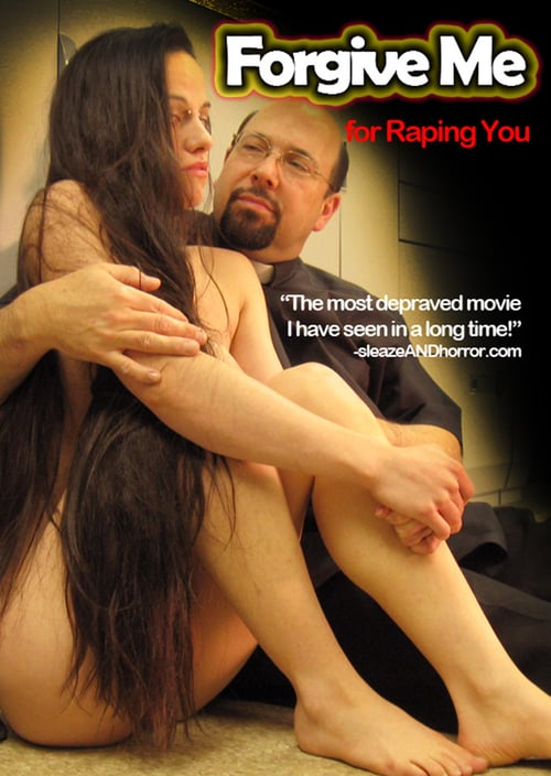Movie poster of Forgive Me For Raping You
