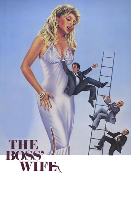 Movie poster of The Boss' Wife