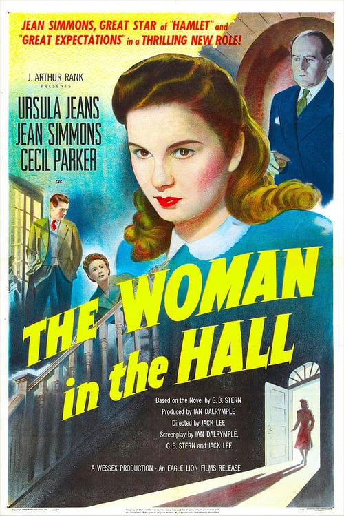 Movie poster of The Woman in the Hall