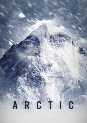 Movie poster of Arctic