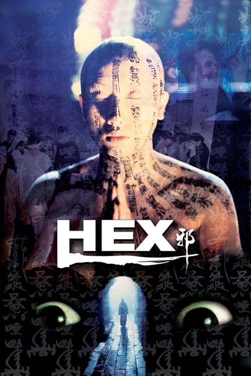 Movie poster of Hex