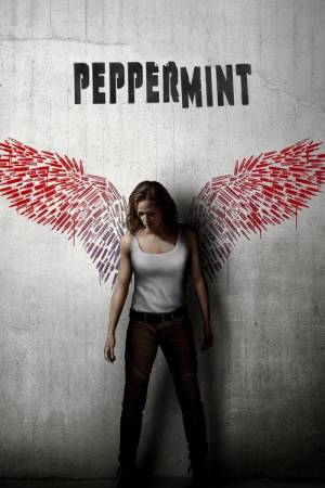 Movie poster of Peppermint