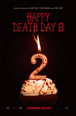 Movie poster of Happy Death Day 2U