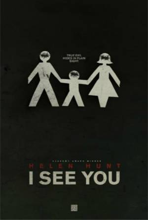 Movie poster of I See You