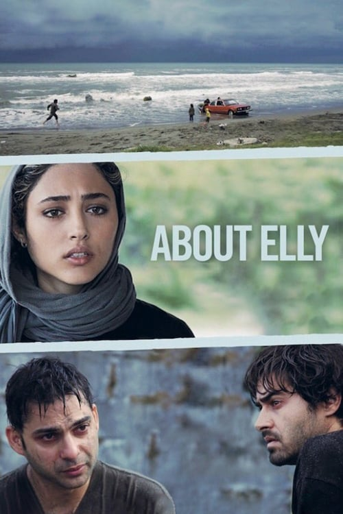 Movie poster of About Elly