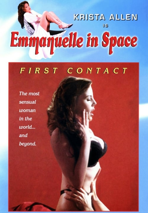 Movie poster of Emmanuelle Queen of the Galaxy