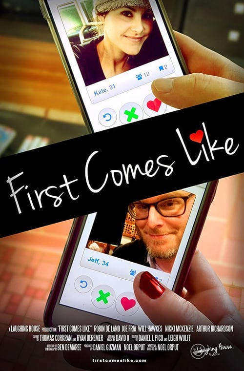 Movie poster of First Comes Like