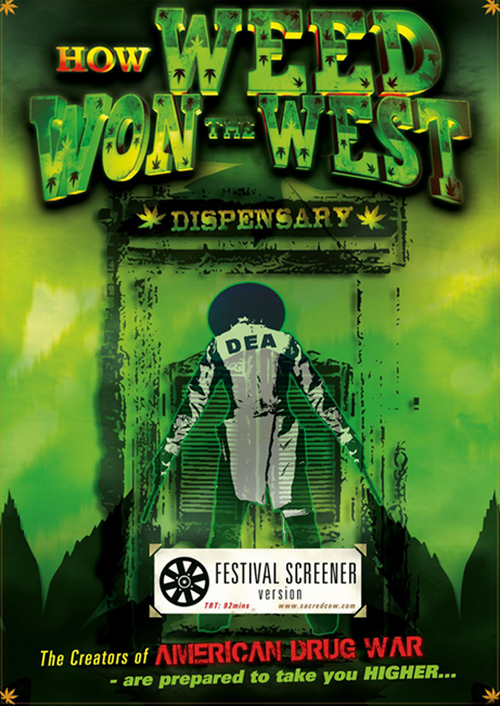 Movie poster of How Weed Won the West