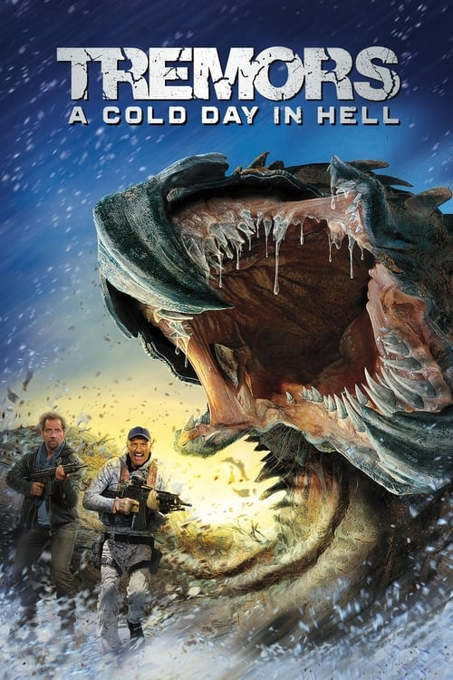 Movie poster of Tremors: A Cold Day in Hell