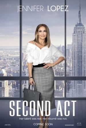 Movie poster of Second Act