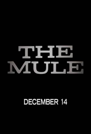 Movie poster of The Mule