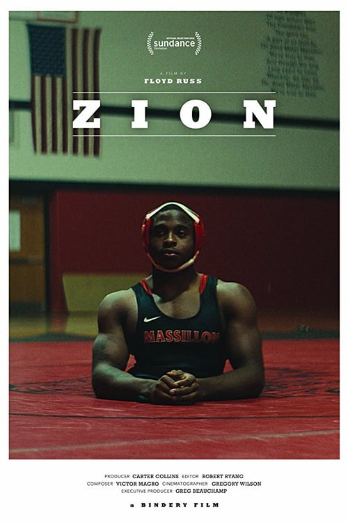 Movie poster of Zion