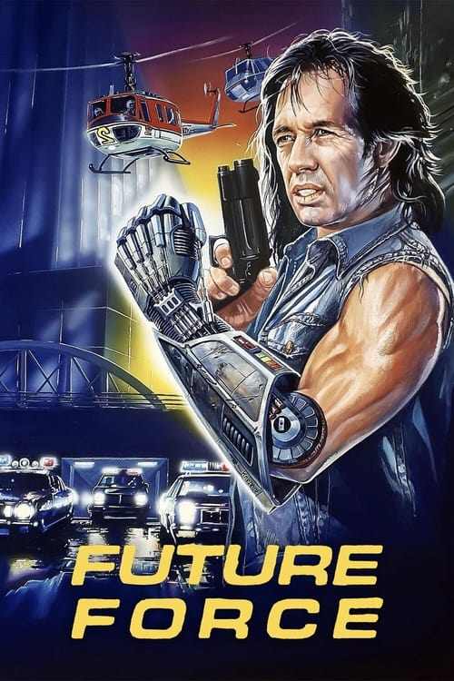 Movie poster of Future Force