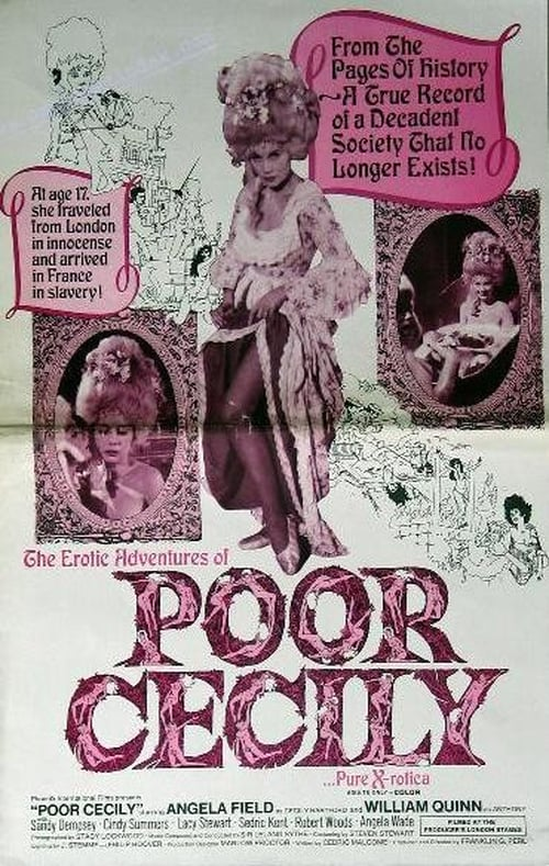 Movie poster of Poor Cecily