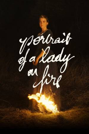 Movie poster of Portrait of a Lady on Fire