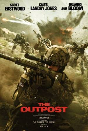 Movie poster of The Outpost