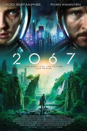 Movie poster of 2067