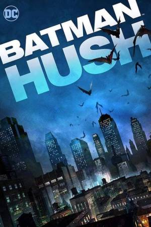 Movie poster of Batman: Hush