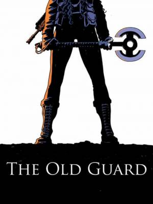 Movie poster of The Old Guard