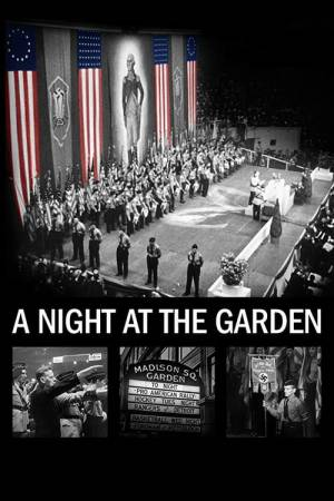 Movie poster of A Night at the Garden