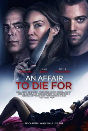 Movie poster of An Affair to Die For