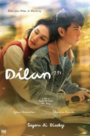 Movie poster of Dilan 1991