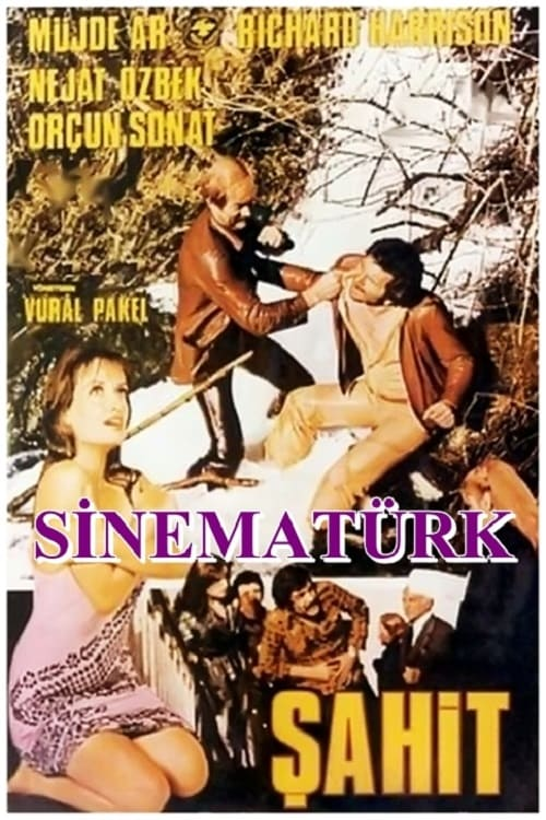 Movie poster of Şahit
