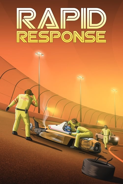 Movie poster of Rapid Response