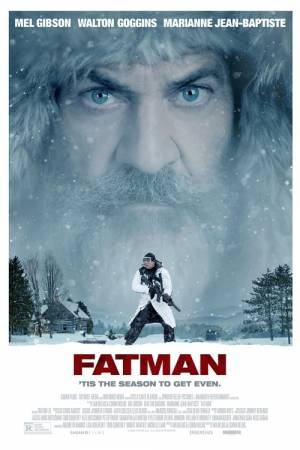 Movie poster of Fatman