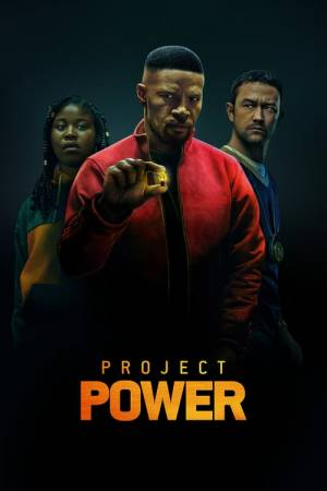 Movie poster of Project Power