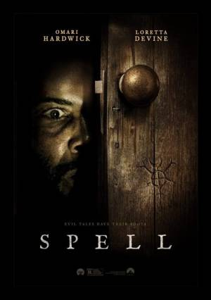 Movie poster of Spell