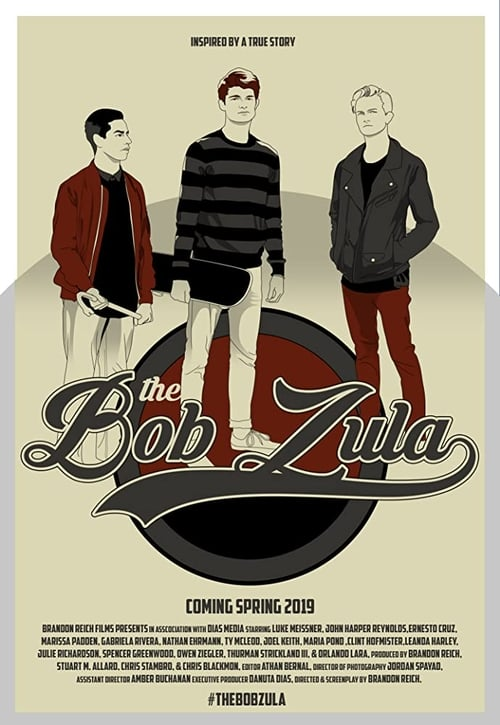 Movie poster of The Bob Zula