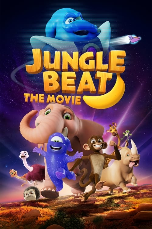 Movie poster of Jungle Beat: The Movie