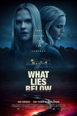 Movie poster of What Lies Below