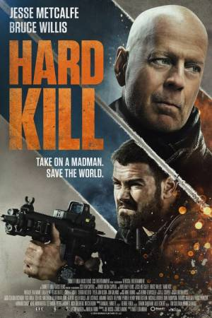 Movie poster of Hard Kill