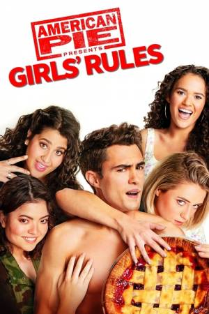 Movie poster of American Pie Presents: Girls Rules