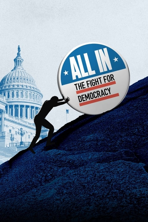 Movie poster of All In: The Fight for Democracy