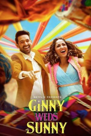 Movie poster of Ginny Weds Sunny