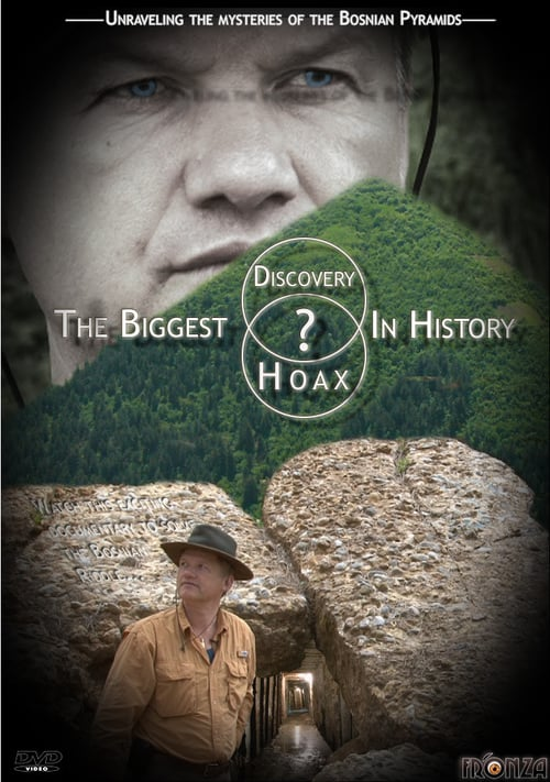 Filmplakat von The Bosnian Pyramids: The Biggest Hoax In History?