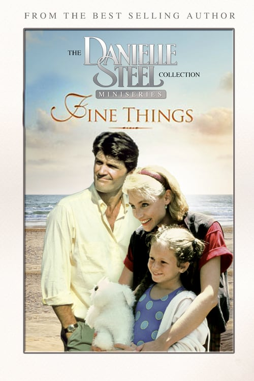 Movie poster of Fine Things
