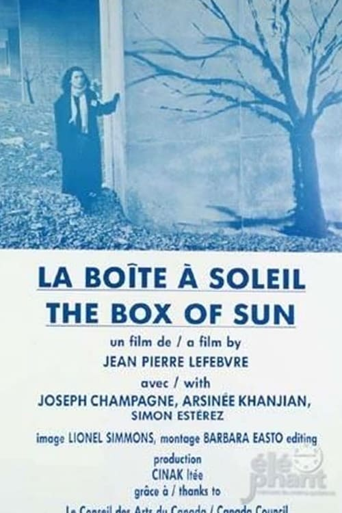 Filmplakat von The Box of Sun
